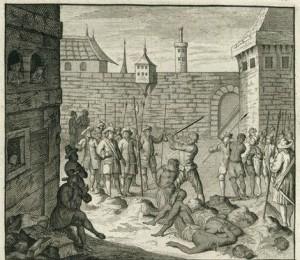 moluccan mutiny beheading 1653
