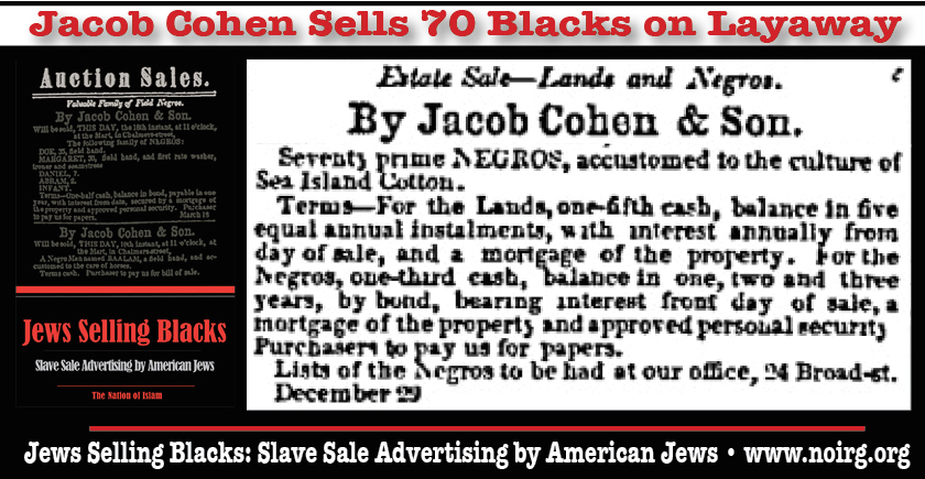 JacobCohen70Slaves.JSB