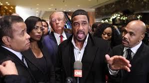 Trump & black pastors