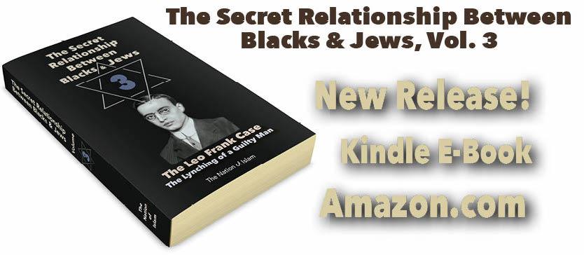 the secret relationship between blacks and jews kindle