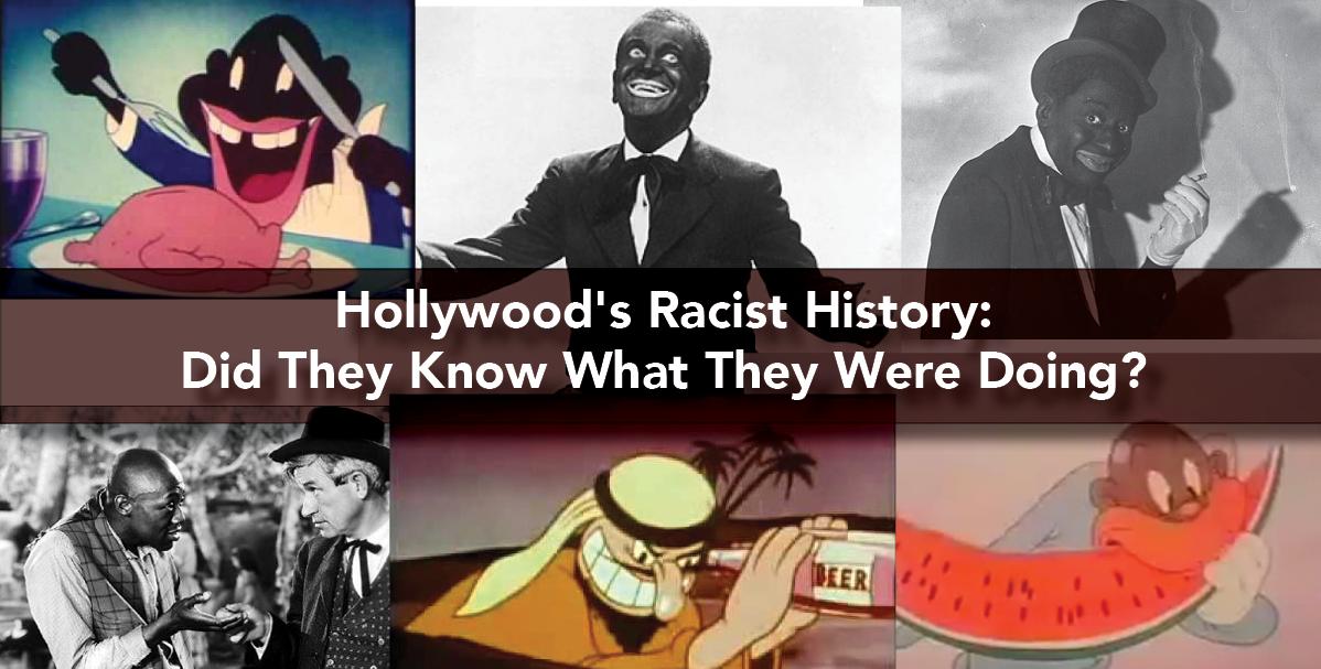 HollywoodRacistHistory