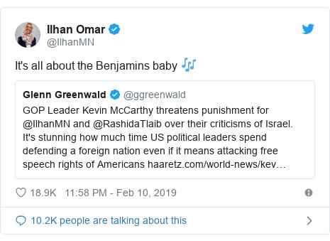The tweet heard 'round the Jewish world.